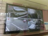 防犯カメラモニター