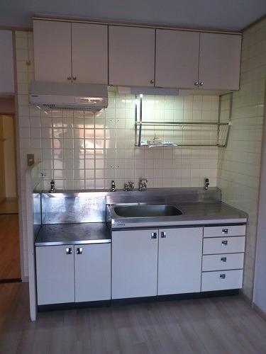 筑紫ビル / 105号室キッチン