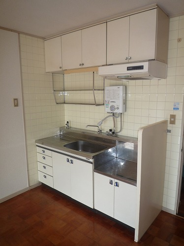 筑紫ビル / 401号室キッチン