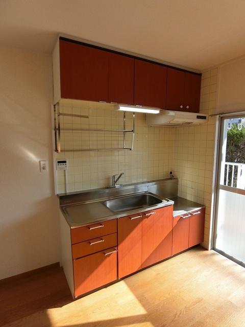コーポラス梅津 / 103号室キッチン