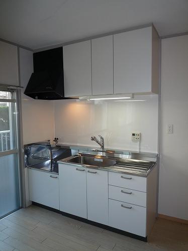 コーポラス梅津 / 105号室キッチン