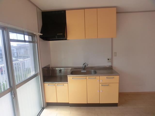 コーポラス梅津 / 205号室キッチン