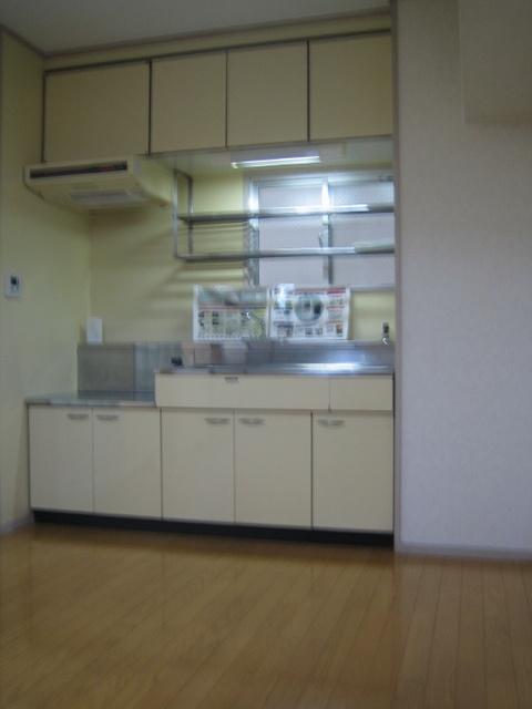 駅東レジデンス / 201号室キッチン