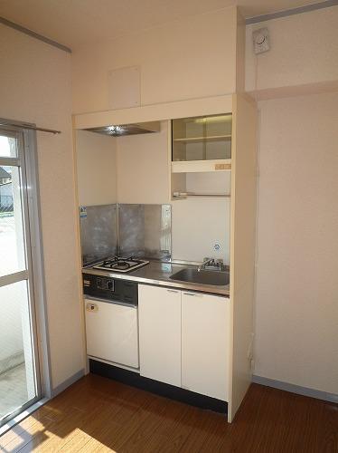 パステルハイム / 201号室キッチン