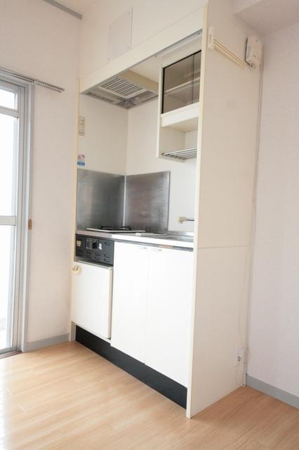 パステルハイム / 301号室キッチン