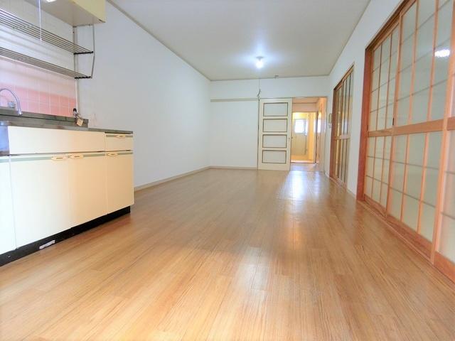 アベニュー88 / 103号室キッチン