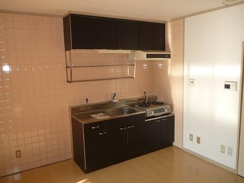 本園ビル / 401号室キッチン