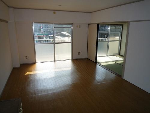 本園ビル / 406号室キッチン