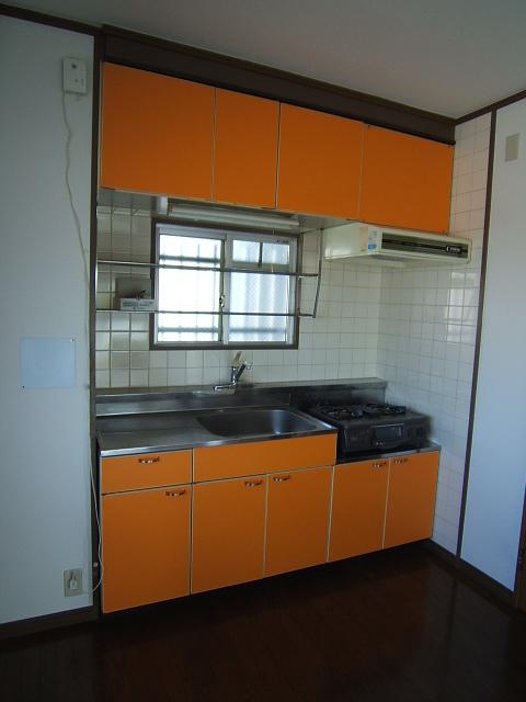 Amenity丸善 / 203号室キッチン