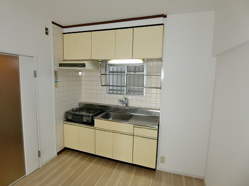Amenity丸善 / 302号室キッチン