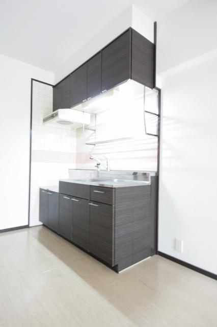 コープセンタービレッジ / 202号室キッチン
