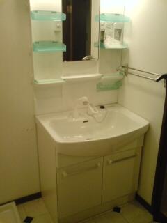 エスポワール空港通り / 401号室洗面所