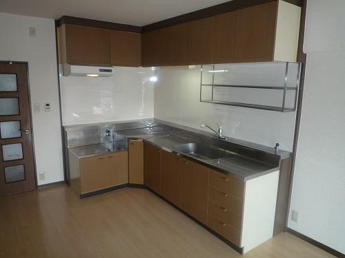 エスポワール空港通り / 603号室キッチン