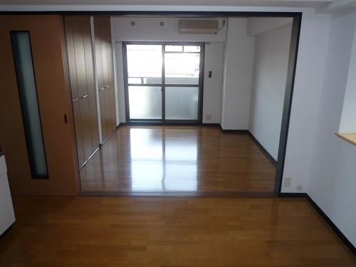 セトル吉塚 / 502号室リビング