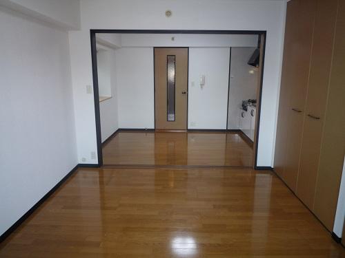 セトル吉塚 / 601号室洋室
