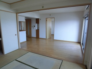 マノワール箱崎 / 601号室和室