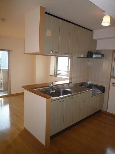 マノワール箱崎 / 706号室キッチン