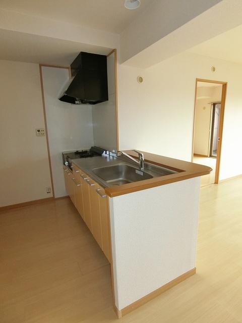 スターマイン / 305号室キッチン