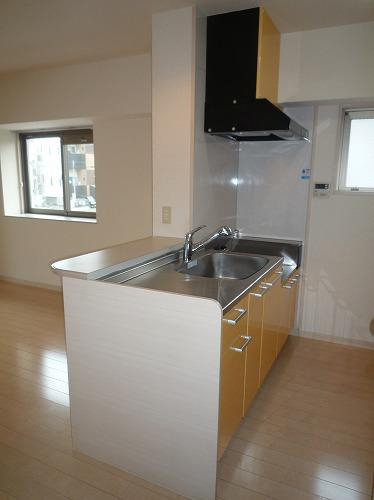 アスティオン中島 / 403号室キッチン