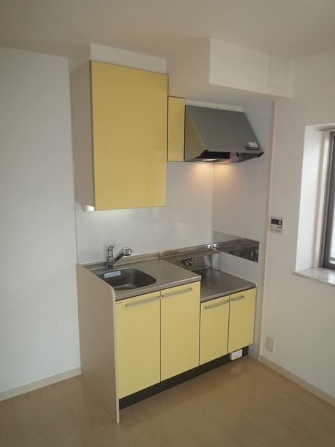 メゾンスペース / 105号室キッチン