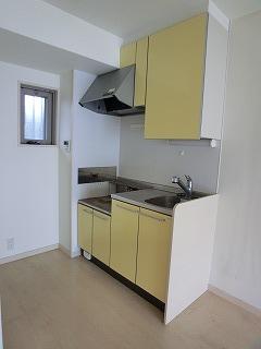 メゾンスペース / 202号室キッチン