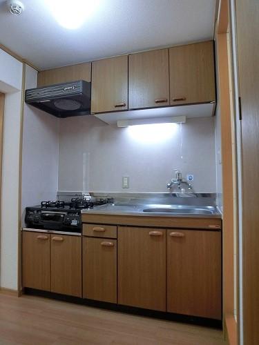パークサイド黒川 / 103号室キッチン
