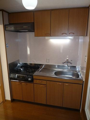 パークサイド黒川 / 403号室キッチン