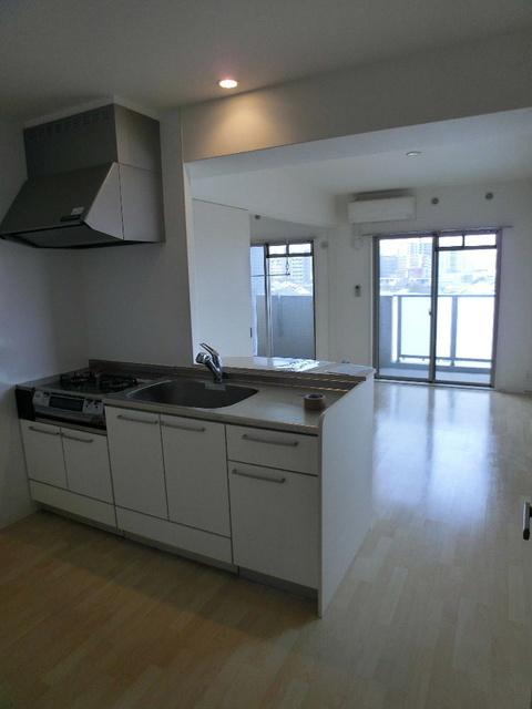 グレイス サンビオ / 403号室キッチン