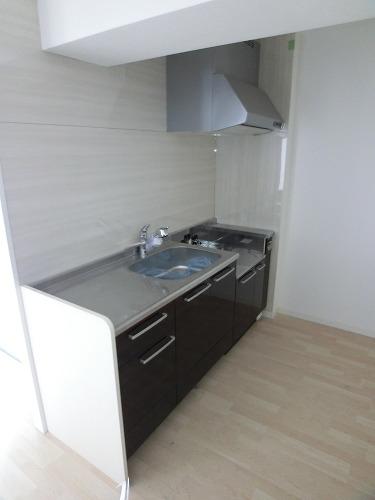 プリマベーラ. / 201号室キッチン