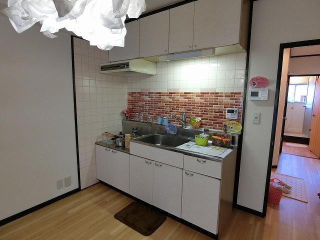 レジデンス秋根 / 202号室キッチン