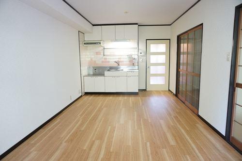レジデンス秋根 / 302号室キッチン