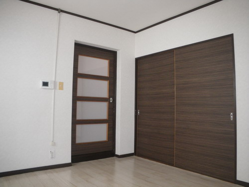 レジデンス牛房(ペット可) / 305号室リビング