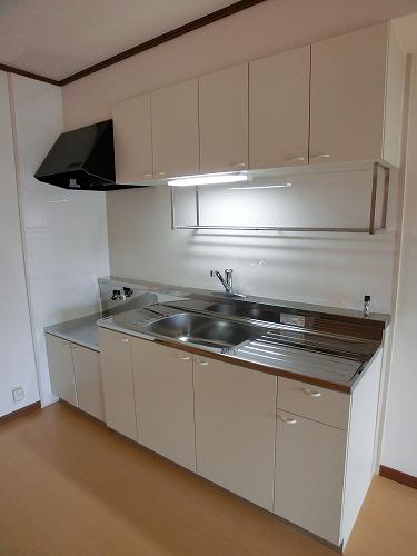 エクセル篠栗 / 401号室キッチン