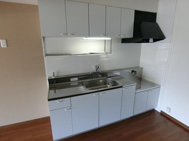 エクセル篠栗 / 402号室キッチン