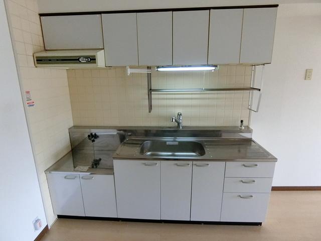 エクセル篠栗 / 403号室キッチン