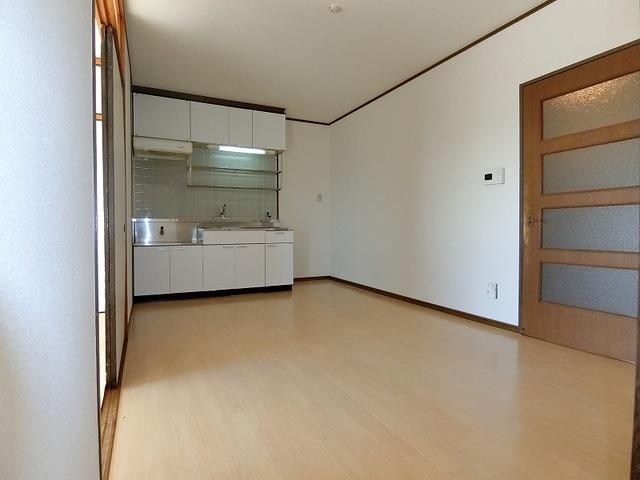 サンハイツKUDO / 405号室リビング