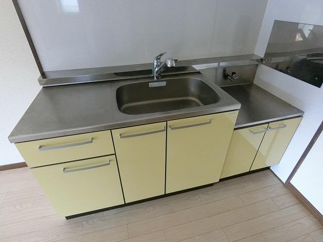 ファミール篠栗 / 401号室キッチン