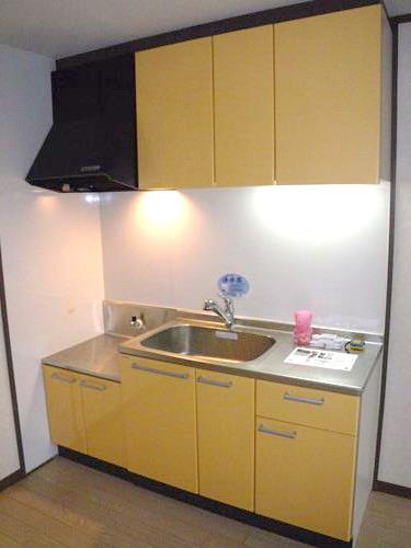 ファミール篠栗 / 406号室キッチン
