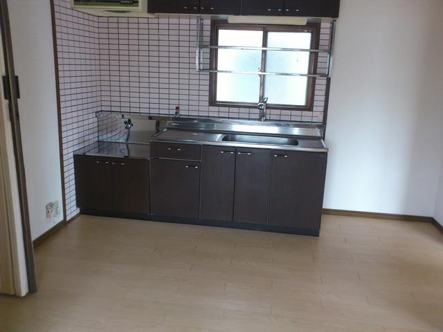 グランドール藤本 / 305号室キッチン