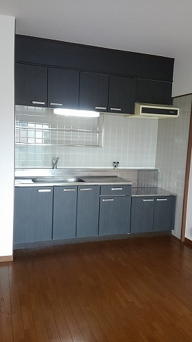 タウンコート志免 / 302号室キッチン