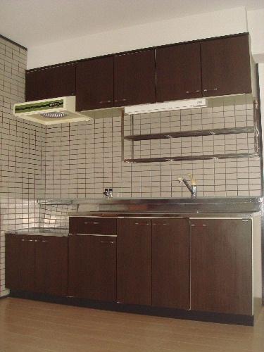 エクセル工藤 / 201号室キッチン
