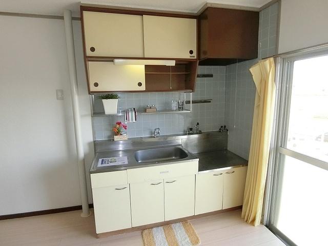 工藤ビル / 303号室キッチン