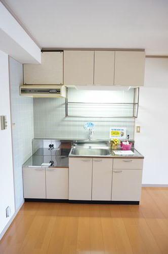 シティハイツ篠栗 / 203号室キッチン