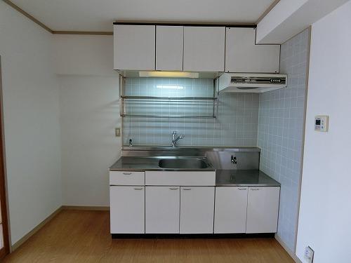 シティハイツ篠栗 / 402号室キッチン