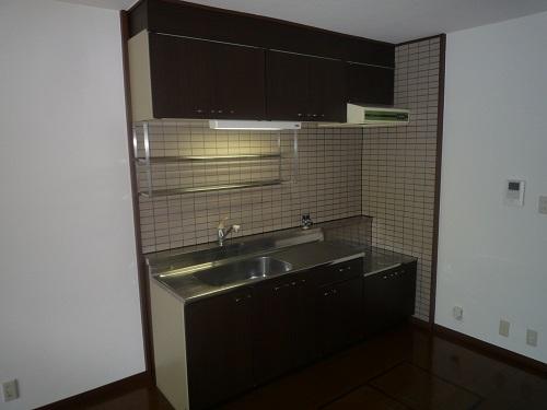 セントレージ博多 / 102号室キッチン