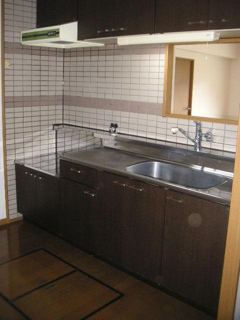 プレミール須恵 / 203号室キッチン