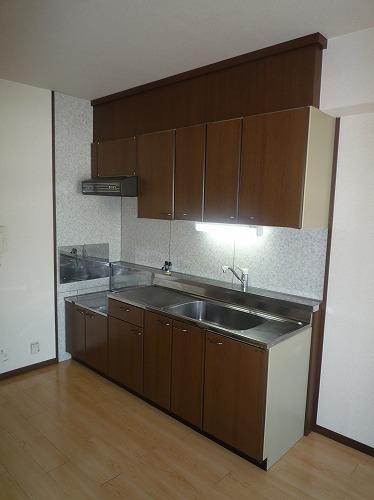 博多の森南 / 301号室キッチン