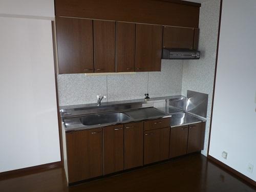 博多の森南 / 307号室キッチン