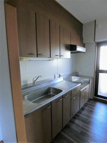 サンヒルズTAKEDAⅡ / 301号室キッチン