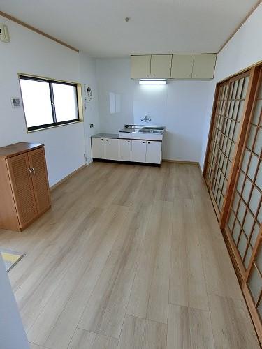 コーポ上野 / 206号室リビング